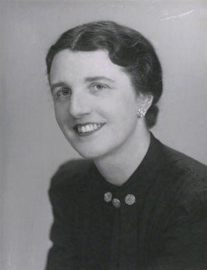 Dame Janet Vaughan (main image)