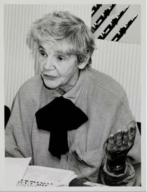 Professor Alice Stewart (main image)