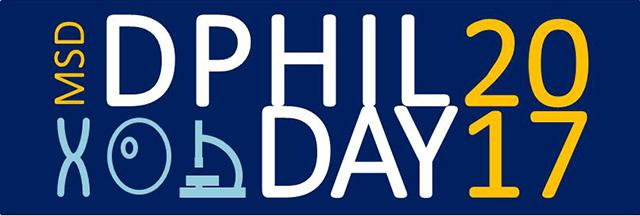 DPhil Study Day Logo