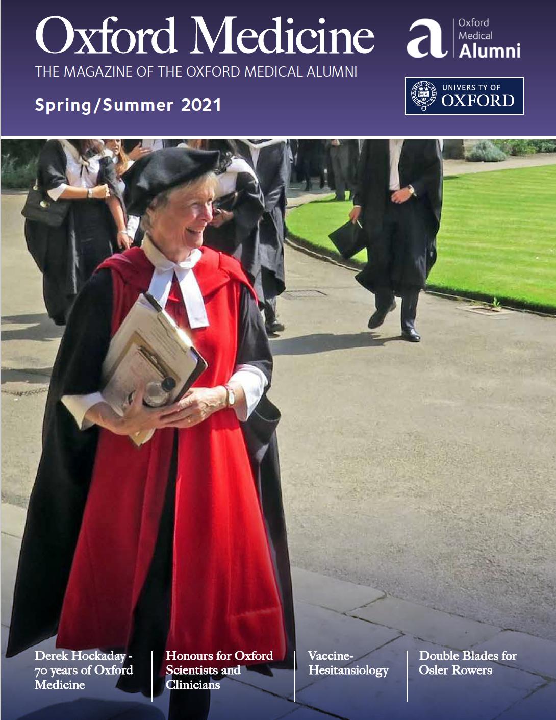 Oxford Medicine Magazine June 2021
