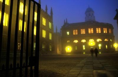 sheldonian fog