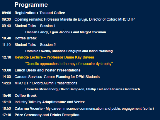 2018 Oxford-MRC DTP Symposium extra cropped