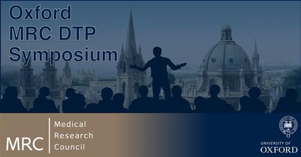 Oxford-MRC DTP Symposium logo