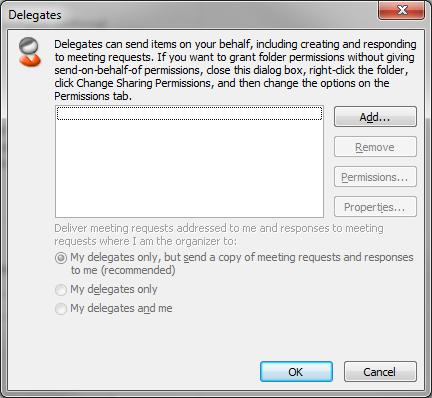 Managing Delegation 3