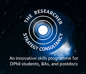 Researcher Strategy Consultancy